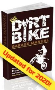 Garage manual 2020 update.