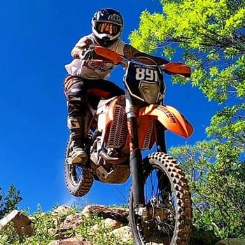 John Hayes of Dirt Bike Planet